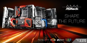 Shape The Future With ASRock AM4 Motherboards