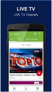 nexGTv Election App 1