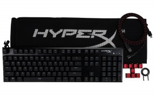 HyperX Alloy FPS Keyboard_with Accessories