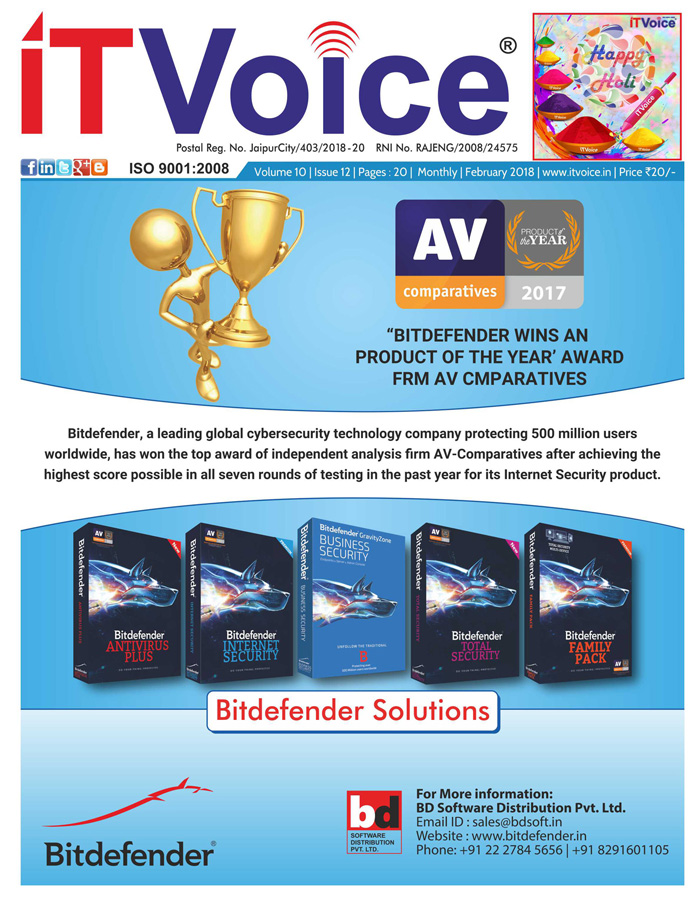 IT Voice February 2018