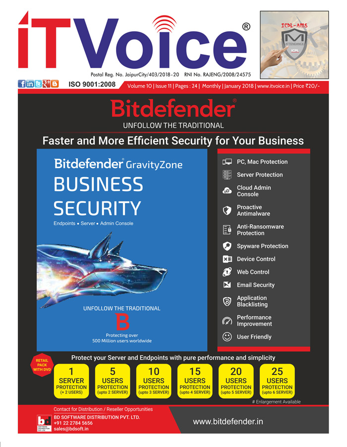IT Voice January 2018
