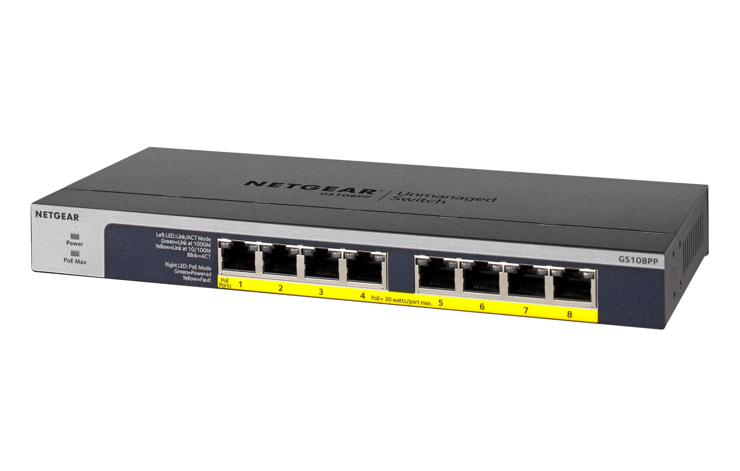 ItVoice | Online IT Magazine India » NETGEAR Rolls Out GS108PP ...