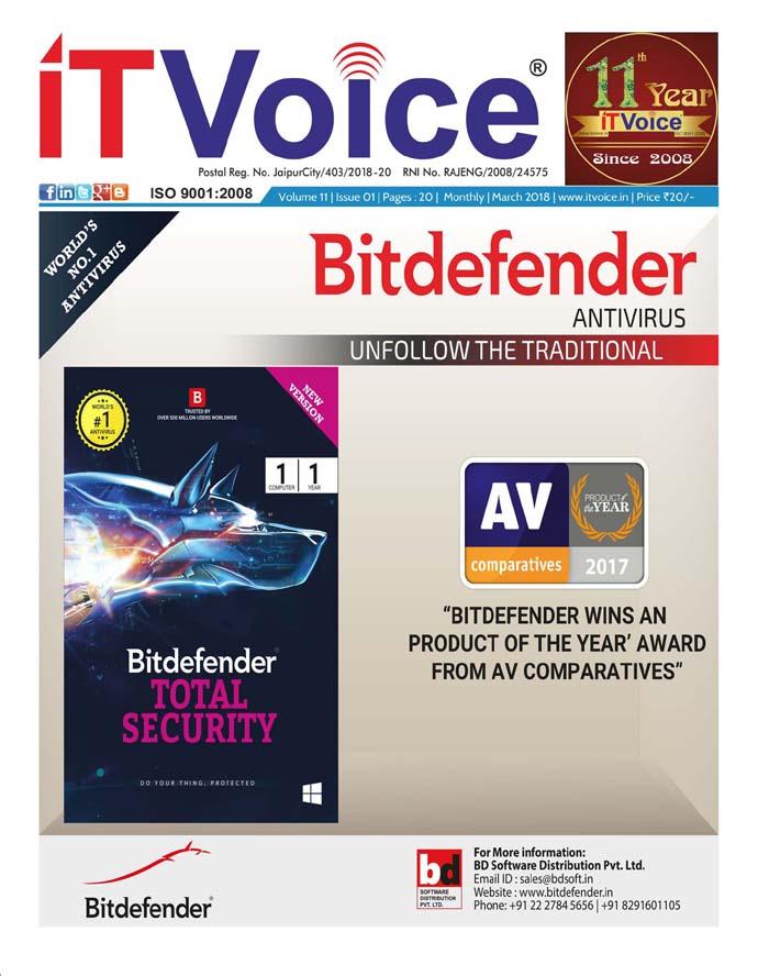 IT Voice March 2018