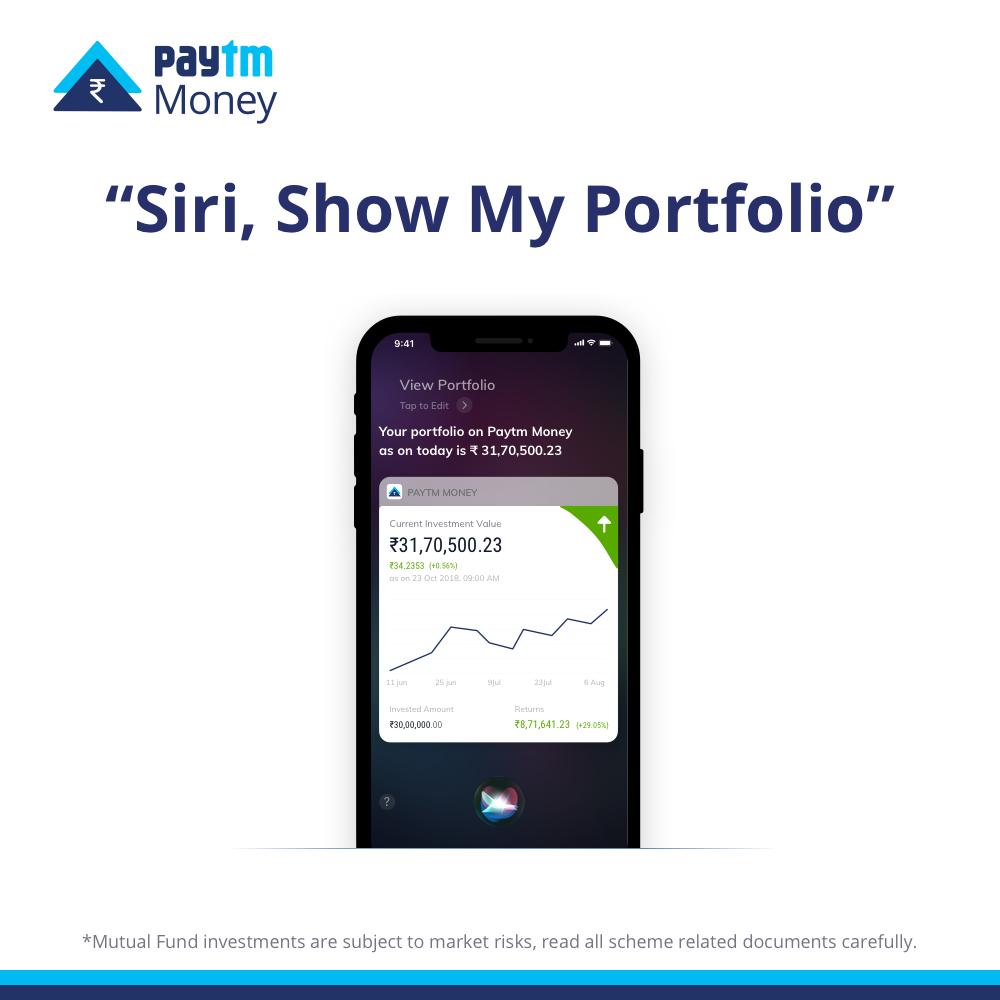 ItVoice | Online IT Magazine India » Paytm Money iOS App is