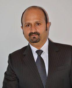 Ravi Raj, Founder, Brand Head, Director – Sales & Support NetRack Enclosures