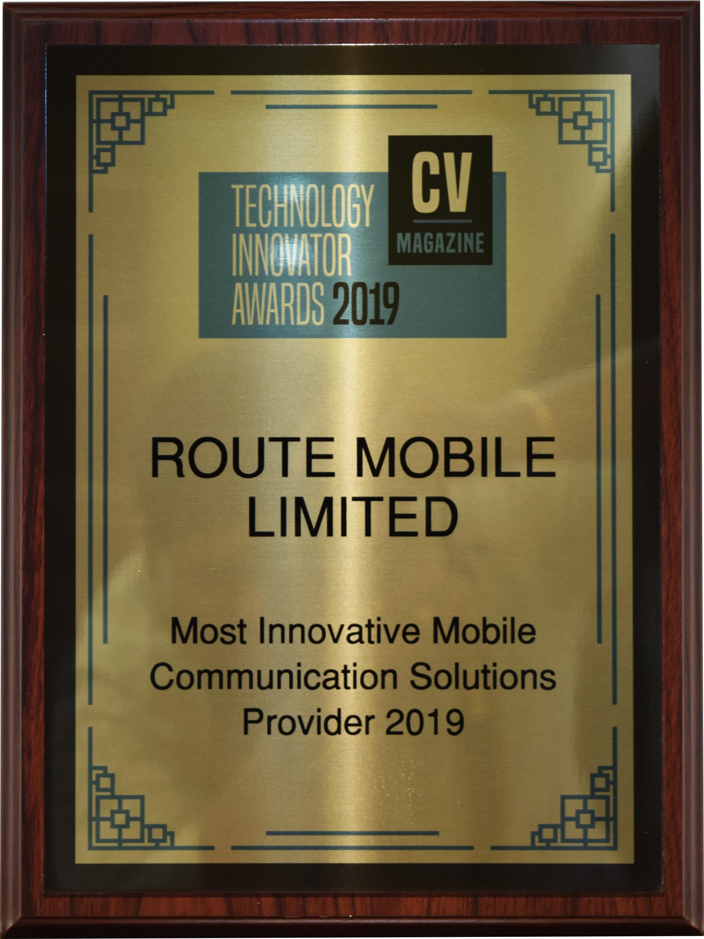 ItVoice | Online IT Magazine India » Route Mobile Limited awarded